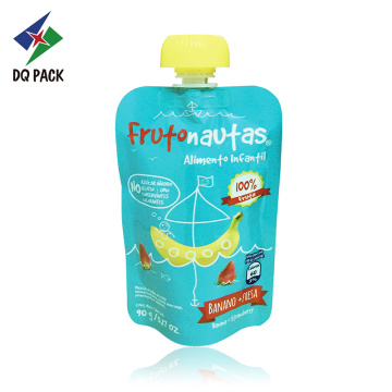 DQPACK  Fruit Juice Stand Up Pouch