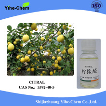 high quality natural citral price for fragrance