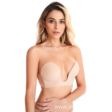Backless Strapless Self-adhesive Stick On cloth Bra