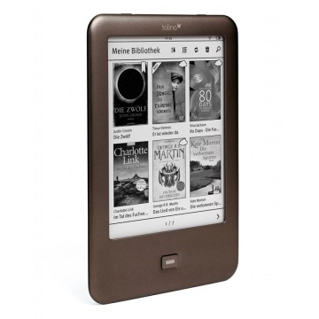 e-Book Reader Built in Light WiFi ebook Tolino Shine e-ink 6 inch Touch Screen 1024x758 electronic Book Reader