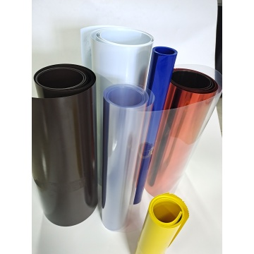 Rigid Vacuum Thermoforming Blister Packing PVC
