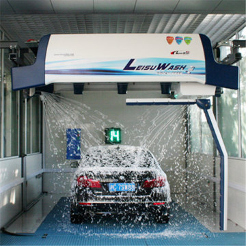 Leisure 360 car wash touch free washing machine