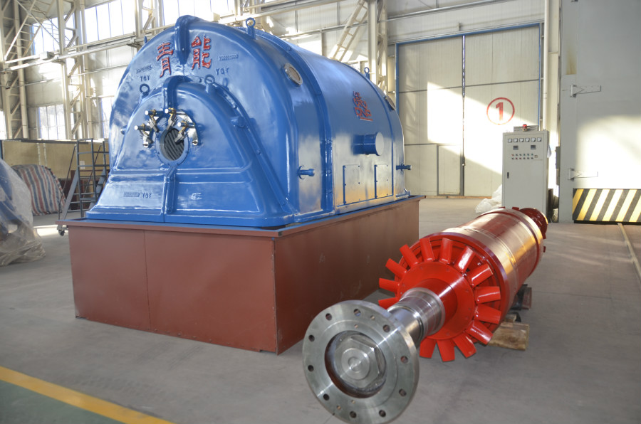 Steam Turbine Generator (14)