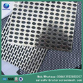 High Tensile Punched Sieve Mesh