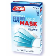 Disposable Medical Face Mask 10Pcs
