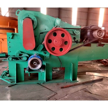 High efficiency agricultural machinery wood chippe