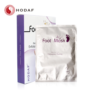 Foot skin care products foot peel spa mask