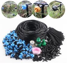 5~50M Garden Watering Kits 2L Flow Micro Irrigation Dripper Plant Self Watering DIY Fruit Tree Irrigation System