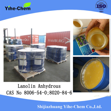 Pure Lanolin Anhydrous Wool Fat Pharmaceutical Grade