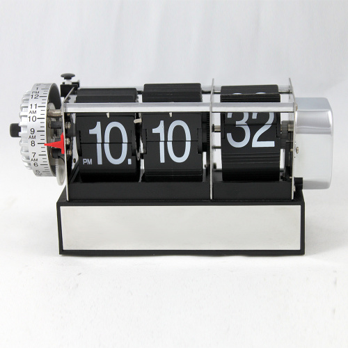 Dynamic Flip Alarm Clocks for Decoration