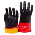 Insulated PVC Work Gloves