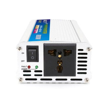 Portable Aluminum Build Inverter low Rated Power 800W