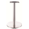 restaurant tables round flat steel table legs