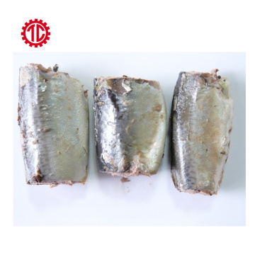 3-5pc 425g Easy Open Canned Mackerel In Oil