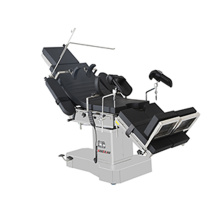 Hospital Adjustable Stainless Steel Surgical Electric Operating Table