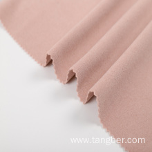 100% polyester velvet fleece baby clothing fabric
