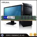 HRUIYL Desktop Memory DDR3 1066 MHZ 2GB 4GB 1.5V 240 Pin DIMM PC3-8500U Motherboard 1066MHZ 2G 4G RAM Module Memoria Stick New
