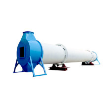 Russia Biomass Rotary Dryer Drying Equipment
