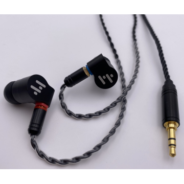 Stereo HiFi Earbuds for Smartphones Player PC Tablet