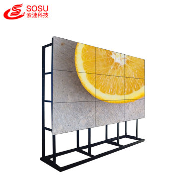 100inch Narrow Bezel LCD Video Wall