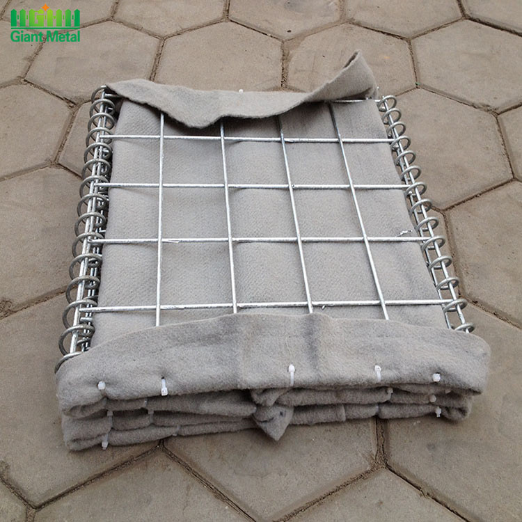 Welded Military Sand Wall Security Hesco Barrier