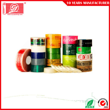 Custom Bopp Printed Adhesive Packing Tape