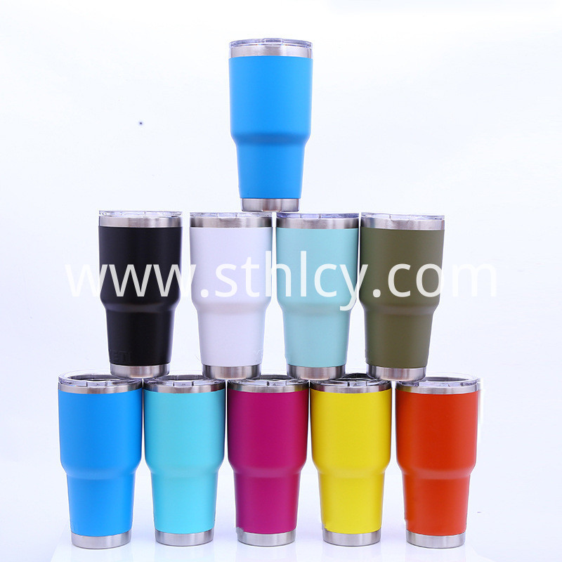Custom Vacuum Travel Tumbler Mugs
