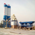 Low cost mini HZS35 concrete batching plant