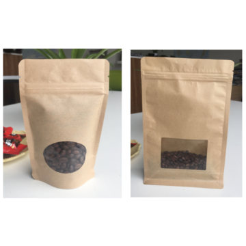Custom Printed Dried Food Packaging Bag