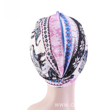 Night turban chemotherapy bandanas hat