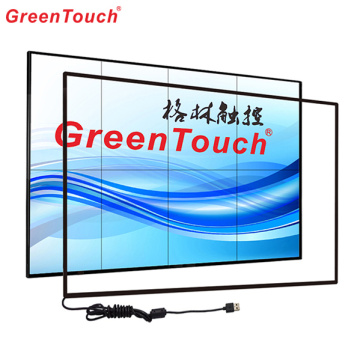 "169"" Ir Commercial Touch Screen TV Wall 6*55"""