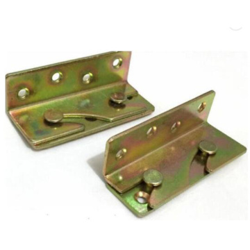 Heavy duty bed hardware fittings
