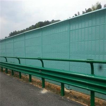 Highway Railway Noise Barrier For Road