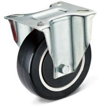 13 Series PU Fixed Casters