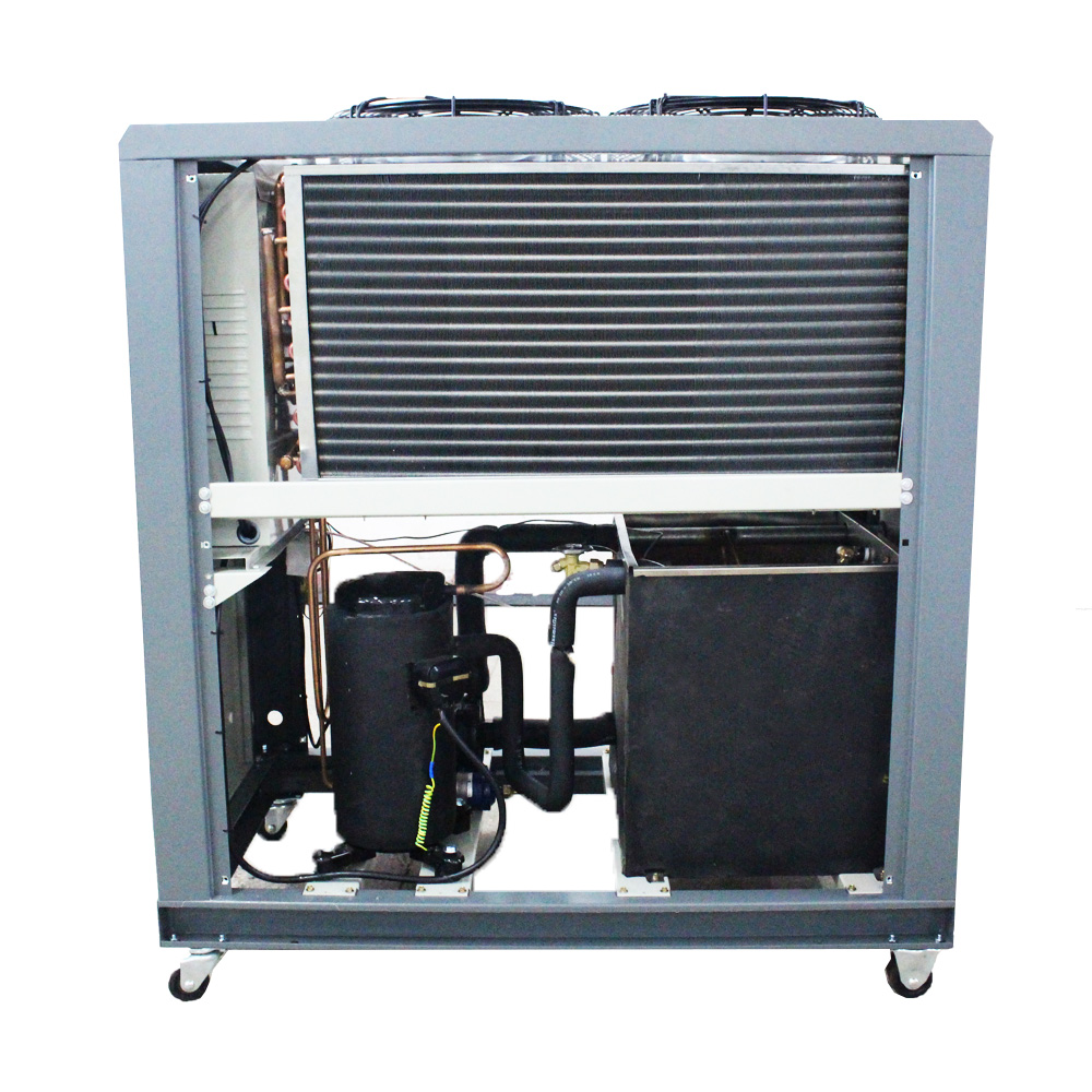 water cooled chiller industrial cooling machine