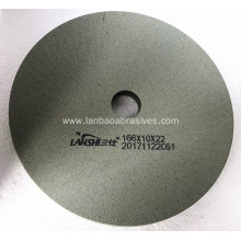 Green BD engraving polishing wheel V shape
