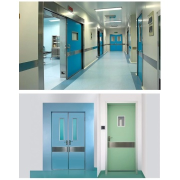 Medical door/Lab door/Cleanroom door