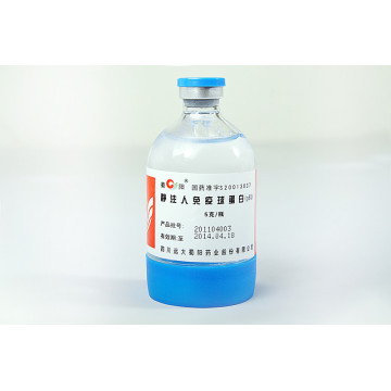 Humanes Immunglobulin zur intravenösen Injektion (PH4)