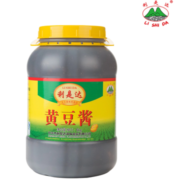 Delicious soy sauce used in Chinese restaurants