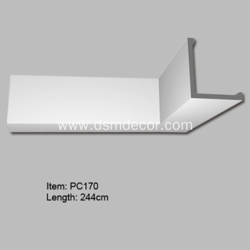 Polyurethane Indirect Lighting Molding