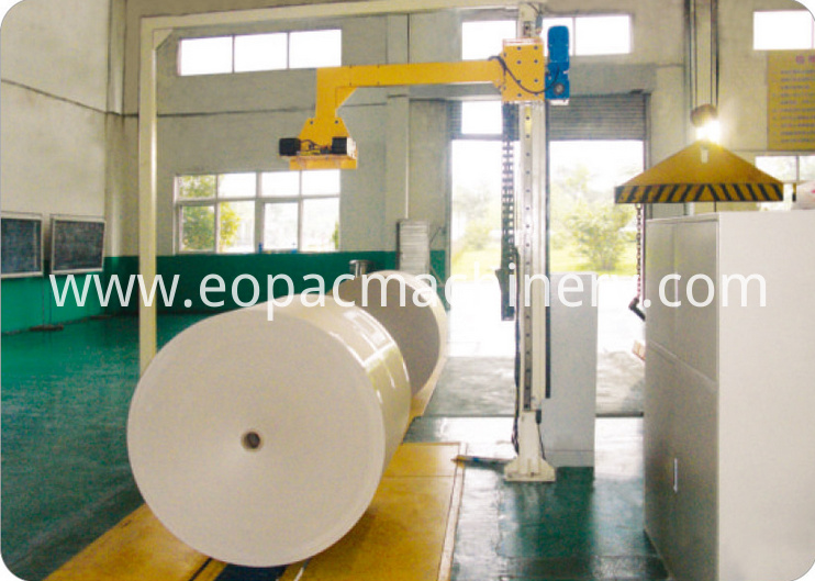 Paper Roll Handling System Equipment