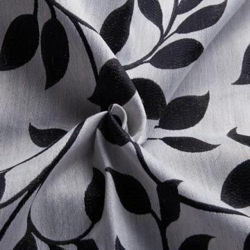 European Popular Pattern Polyester Curtain