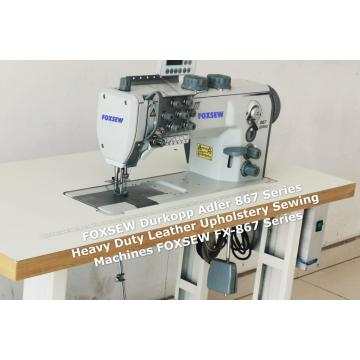 Durkopp Adler 867 Double Needle Upholstery Sewing Machine