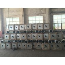 12m Galvanized Steel Lighting Pole