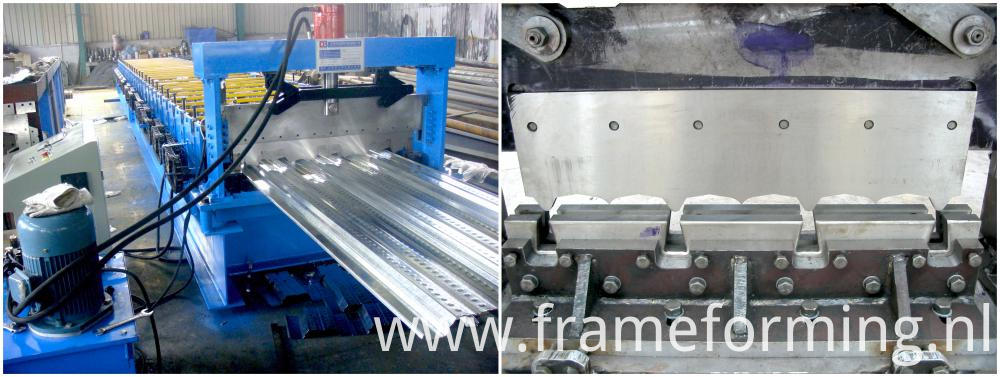 Floor Deck Panel Decking Machine main roll forming 02