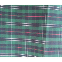 New Design Plaid Yarn Dyed Cotton Fabric