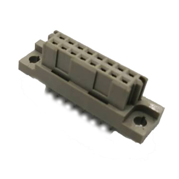 DIN 41612 Vertical Female Connectors 16 Positions