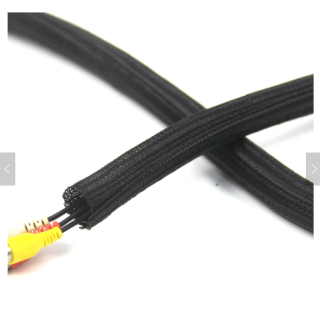 Self Wrap Split Wire Sleeve For Cable Hose Management