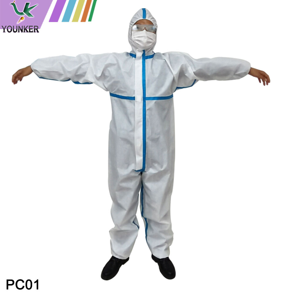 Disposable Medical Personal Protective Clothing