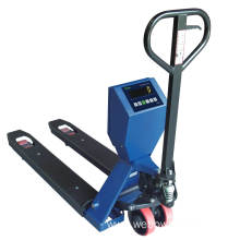 Hand Pallet Scale Stailess Steel Fork Lift Scale